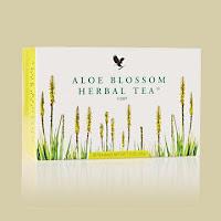 Билков чай с цветчета от алое /Aloe Blossom Herbal Tea/