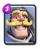 Cartas Clash Royale - Príncipe