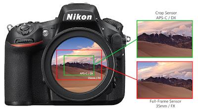 tips memilih sensor kamera