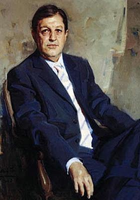 Juan Fraile Cantón, Félix Revello de Toro, Revello de Toro, Pintores Malagueños, Retratos de Revello de Toro, Pintor español, Pintores de Málaga, Pintor Revello de Toro