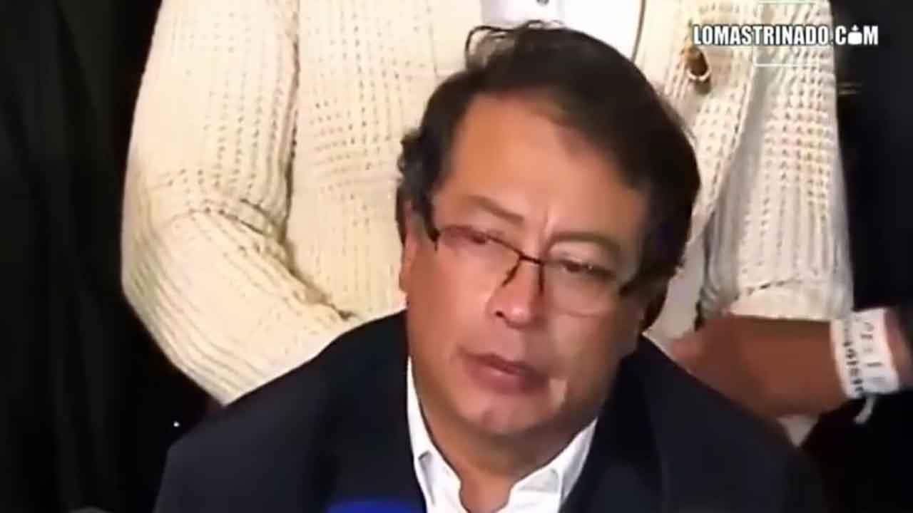 Petro habla de fraude electoral en consulta presidencial. (Rueda de Prensa Completa)