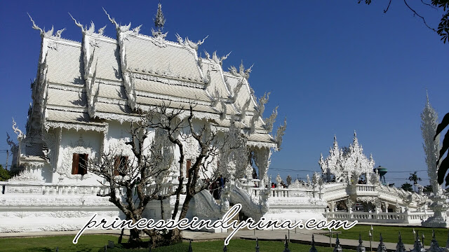 main hall of white temple