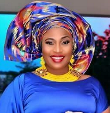 aisha abimbola  converted to christianity
