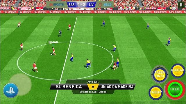 FIFA 19 Offline Android Gráficos HD Times Atualizados