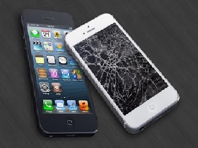 Thay mat kinh iPhone 4