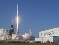 With 64 Satellites, SpaceX Launches Biggest US 'Rideshare' Mission
