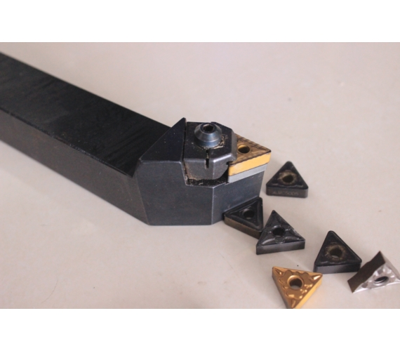 Paket Holder Mtjnr 2525 | Insert Tnmg 16 04 | Holder Mata Pisau Bubut