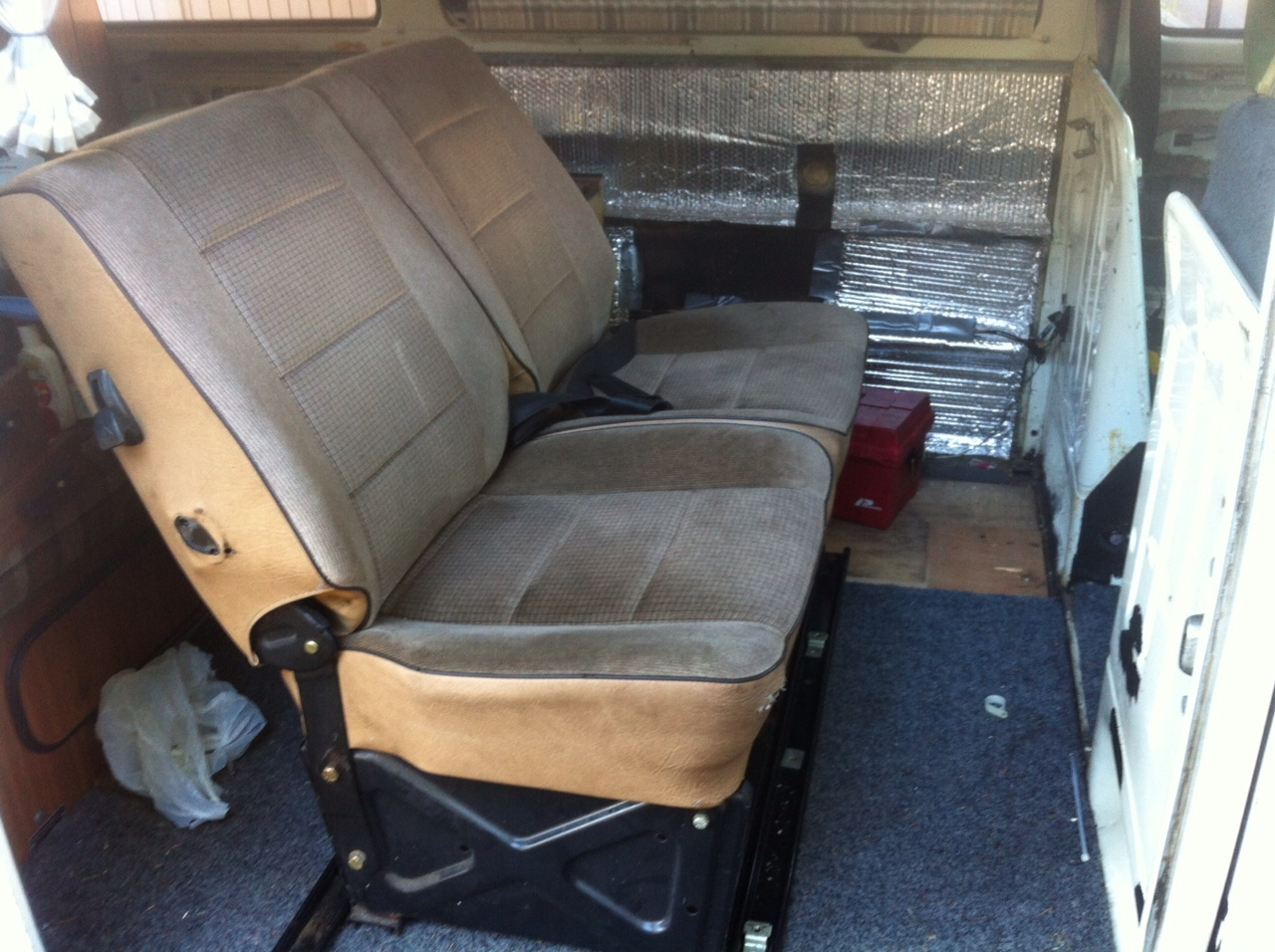 Vw Bus Middle Bench Seat