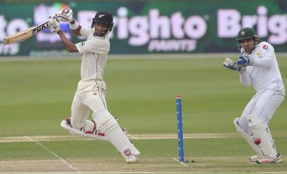 Abu Dhabi Test; New Zealand decided to bat by winning Toss against Pakistan