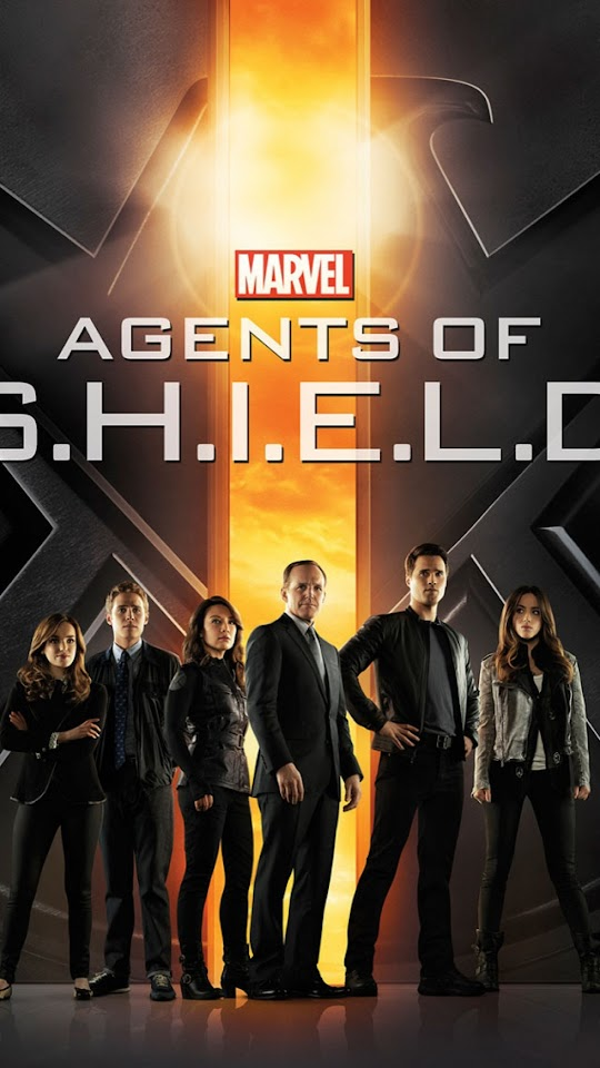 Marvel8217s Agents of SHIELD   Galaxy Note HD Wallpaper