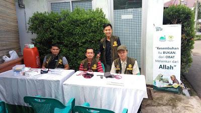 Mobile Clinic - Pelayanan kesehatan gratis amal madani indonesia