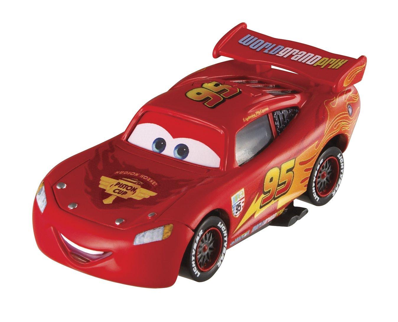Disney Pixar Cars CHARACTERS STARS 3-PACK McQueen Mater