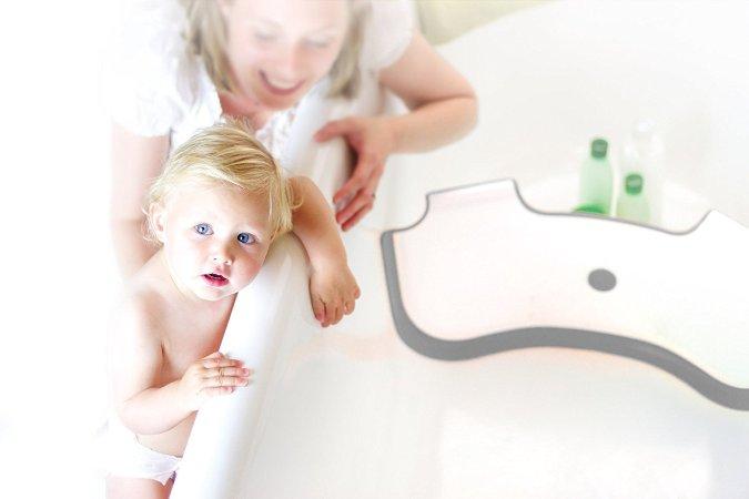 Reductor de bañera para bebés Babydam