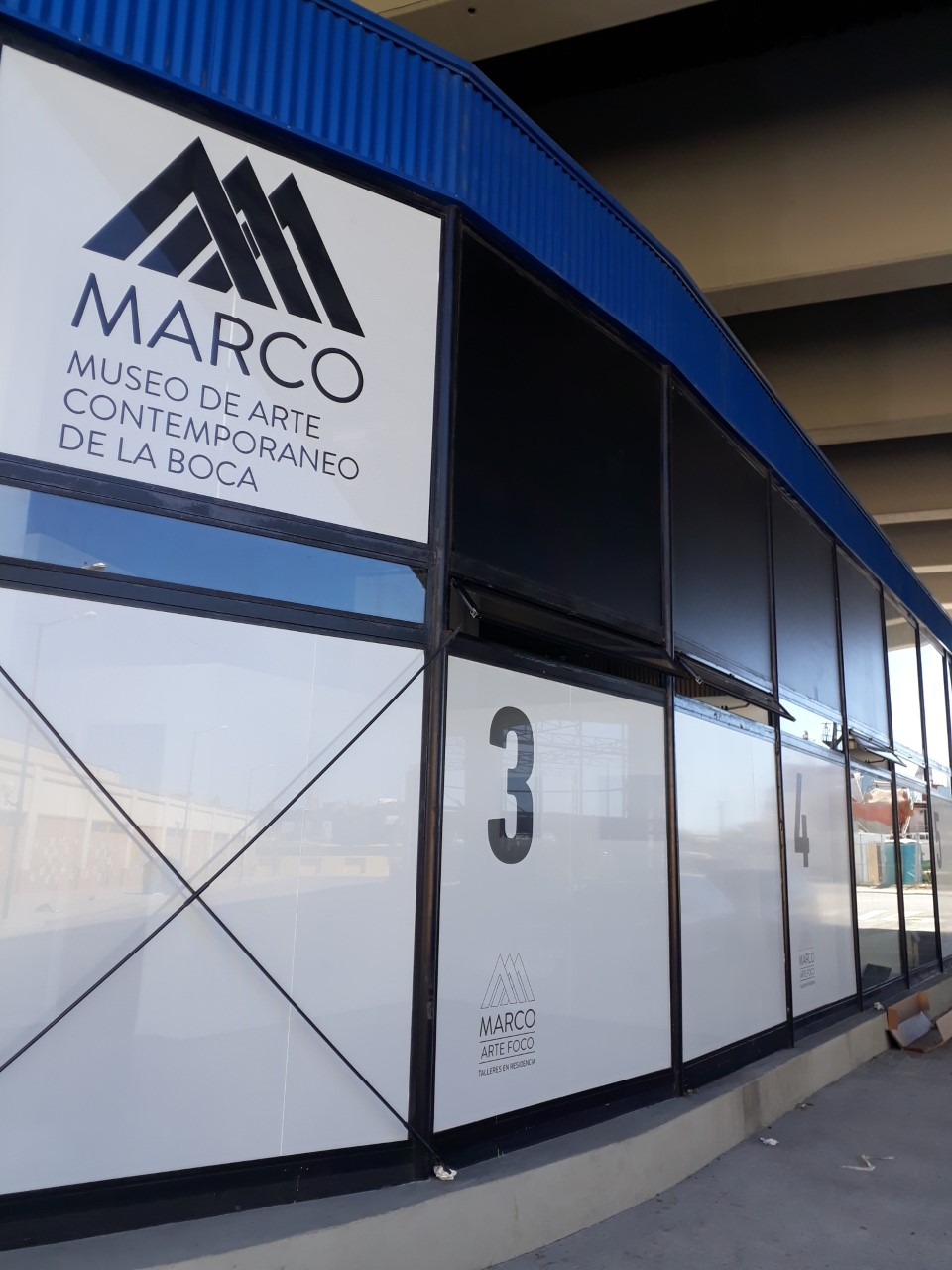 MARCO, un nuevo museo de arte ilumina La Boca - MALALAMAGNA