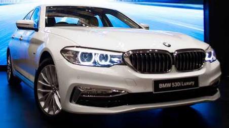 All-New BMW Seri 5 Sabet Dua Penghargaan Tingkat Dunia.