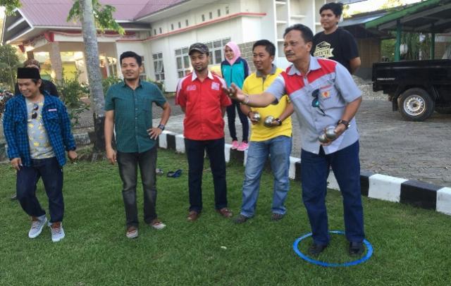 Cabang Olahraga Baru Hadir di Bone, Camat Tanete Riattang Terpilih Jadi Ketua