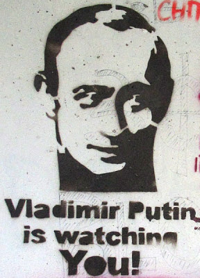 Vladimir Putin witzig