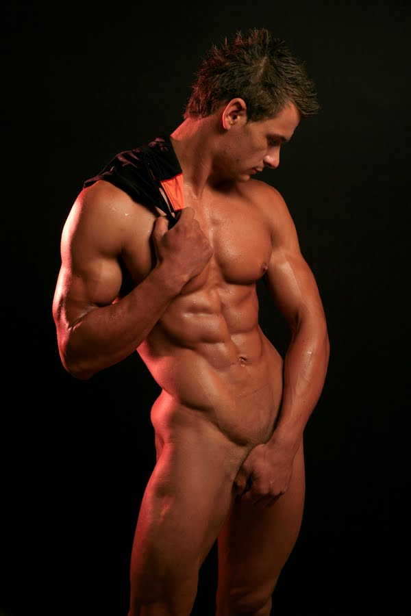 Full Male Body Nude