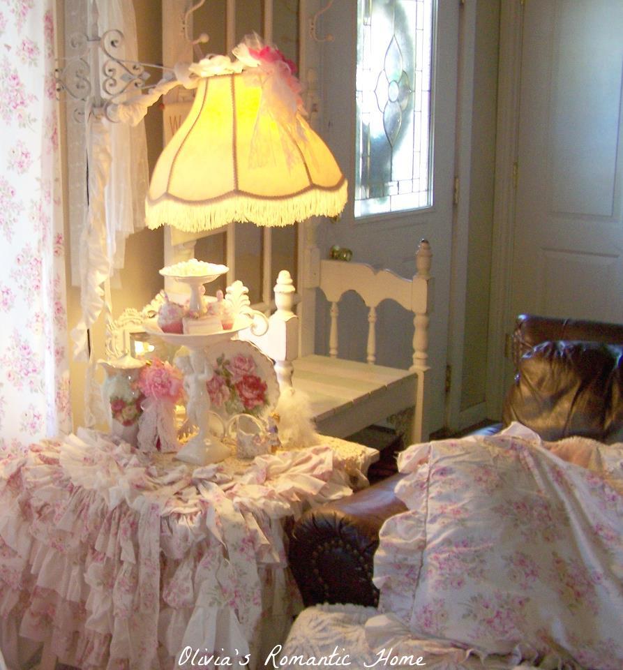 Olivia's Romantic Home: Romantic Ruffles
