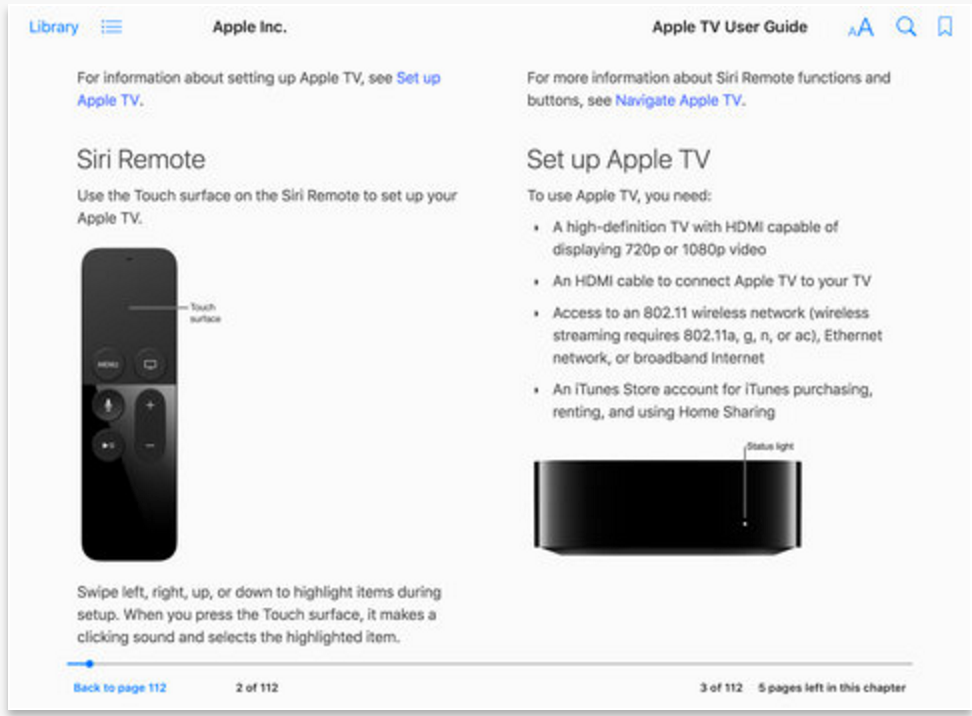 tips and tricks to better operate your new apple device rh educatorstechnology com apple tv generation 3 user guide apple tv 3 guide