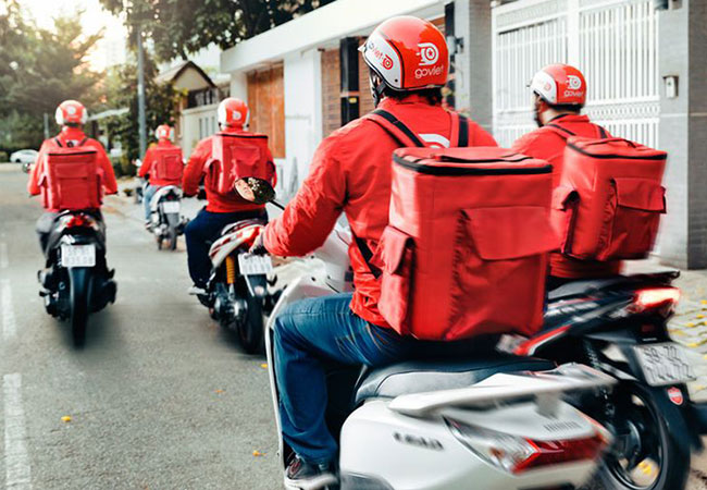 Tinuku Go-Jek launches services in Hanoi under the brand Go-Viet