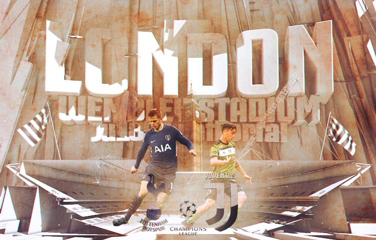 Liga prvaka 2017/18 / 1/8 / Tottenham - Juventus, srijeda, 20:45h