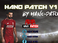 Patch PES 2017 Terbaru dari Hano Patch V1
