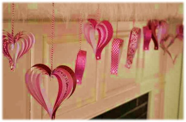 Creative Valentine Craft For Home Decor