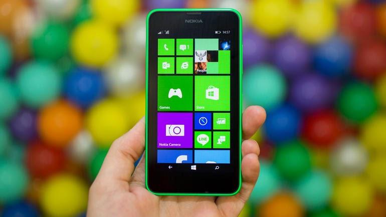 Nokia Lumia 630/635 bloccato: come forzare riavvio - Hard reset - Soft Reset