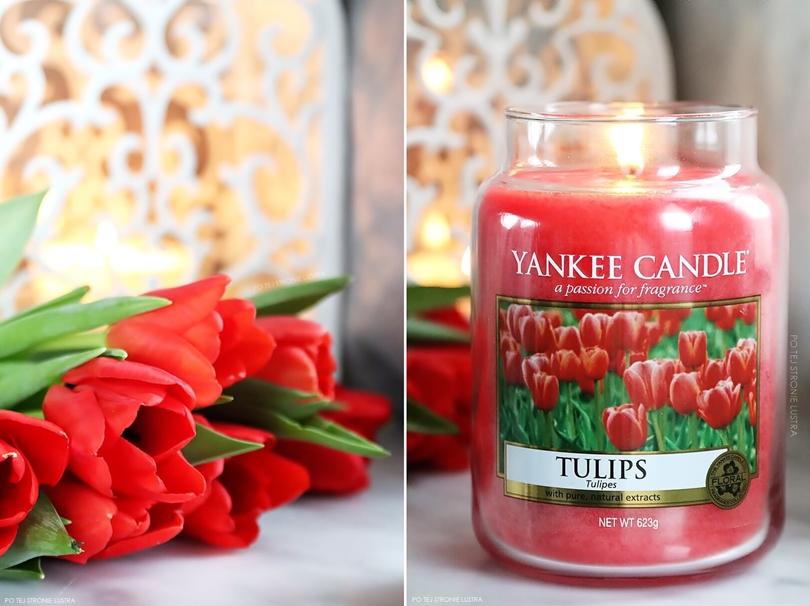 limitowany zapach yc tulips