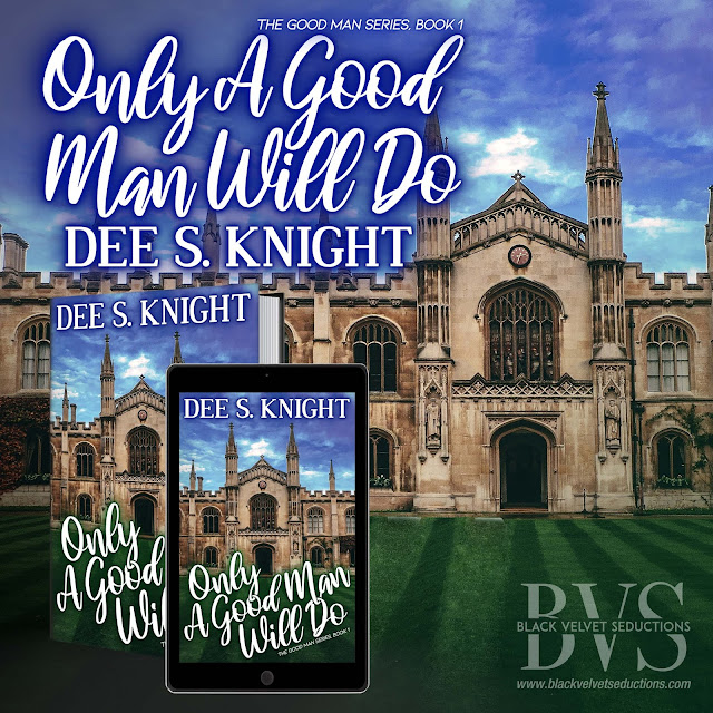 Nothing good can come of this attraction. Only a Good Man Will Do @DeeSKnight #BookRelease