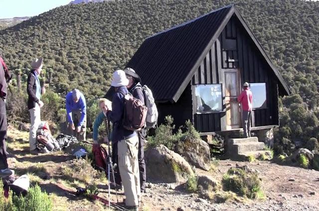 Kilimanjaro Trekking via Marangu Route