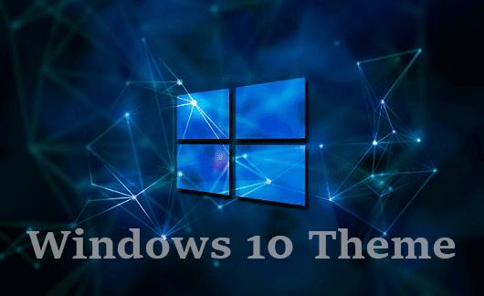Windows 10 Pc Ke Liye Theme Download Kaise Kare My Hindi Tricks