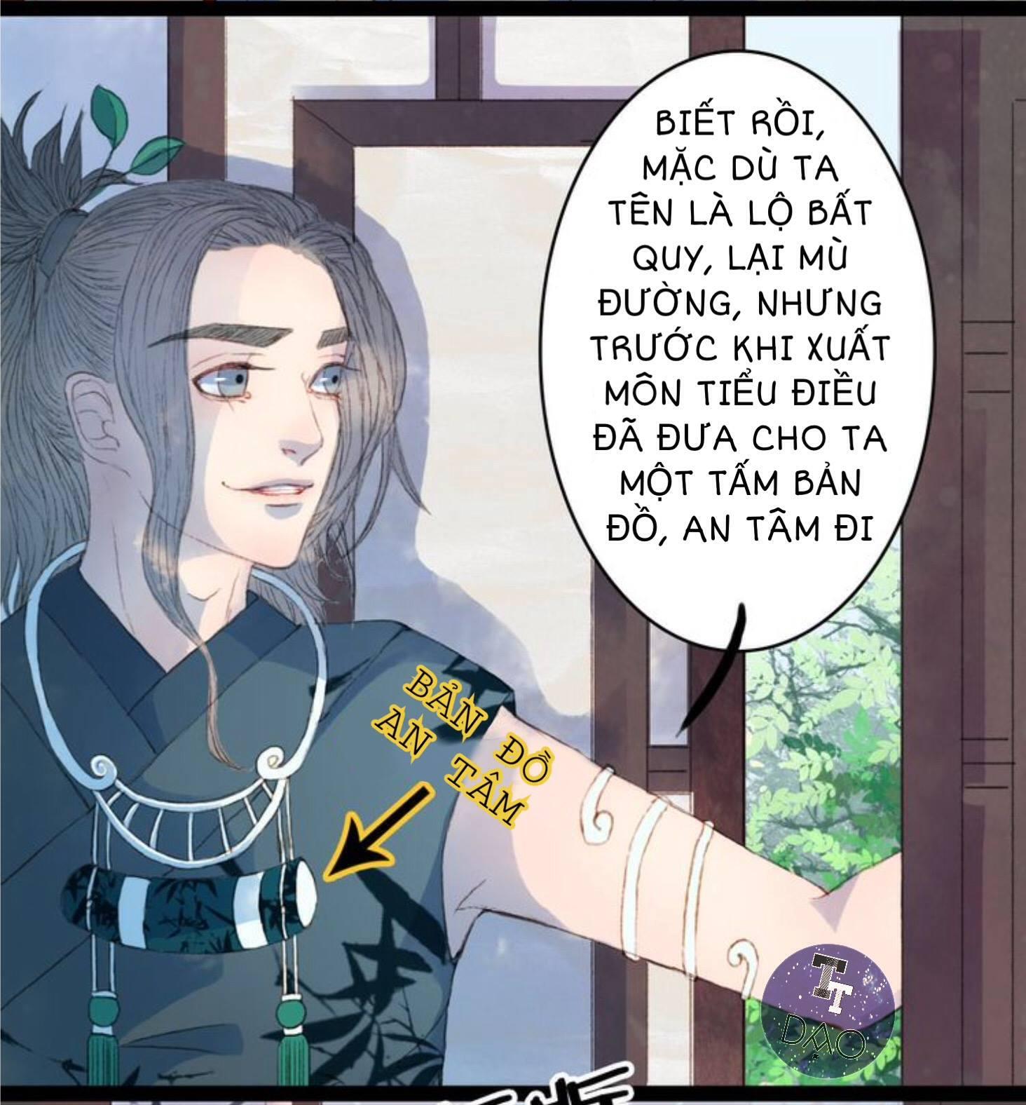 Khúc Hữu Ngộ Chap 7 - Next Chap 8
