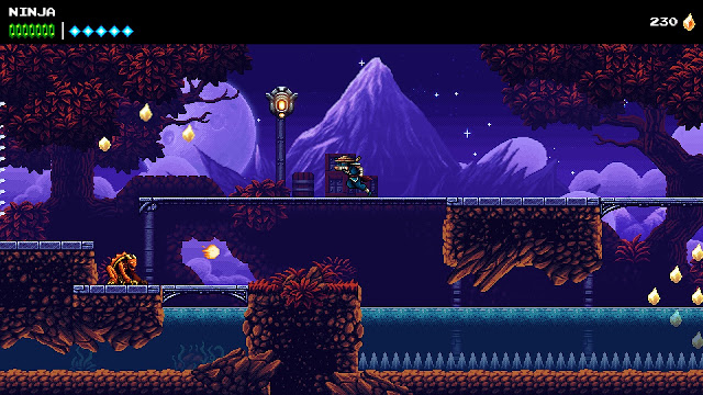 The Messenger - Purple Mountains