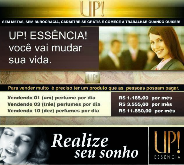 Distribuidor UP! Essência