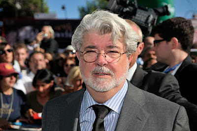 George Lucas Star Wars vin provence