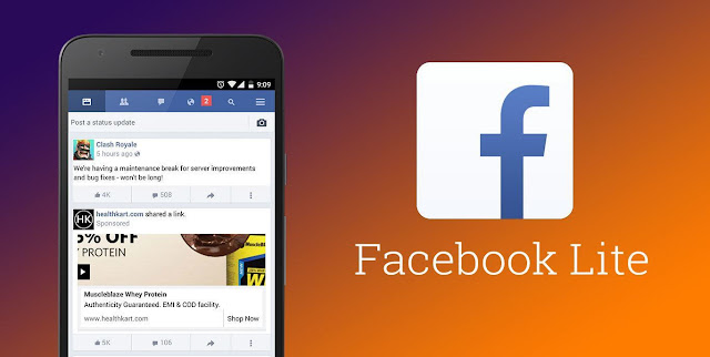 Download Facebook Lite MOD APK Terbaru