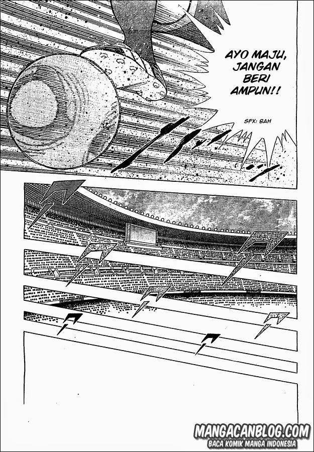 Captain Tsubasa – Rising Sun Chapter 07-14