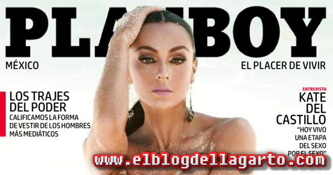 Playboy Mexico Abril 2017 Ivonne Montero banner