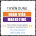 Tuyển Dụng Nhân Viên Marketing Làm Việc Toàn Thời Gian