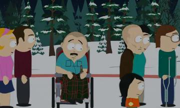 South Park Episodio 09x14 Sangre de María