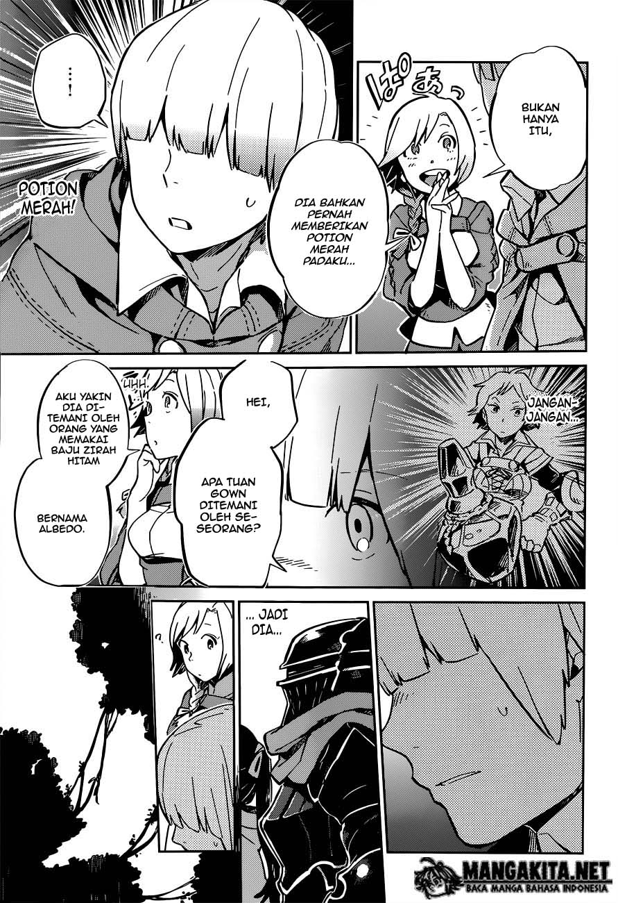 Manga Overlord chapter 6 Bahasa Indonesia