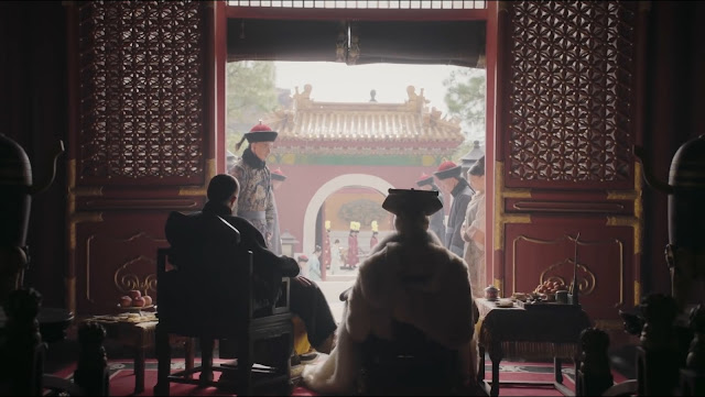 Ending Ruyi's Royal Love in the Palace