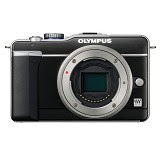 OLYMPUS E PL1 TRAVEL KIT BLACK