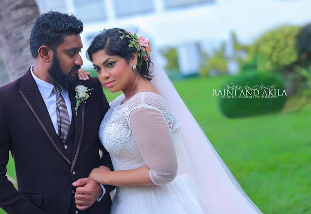 Raini Charuka's Wedding Day Photos