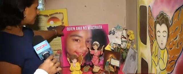 """Madre de Emely Peguero: """"Hoy es el último día que me vestiré de luto"""""""
