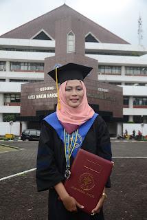 Lusita Meilana, Lulusan IPB