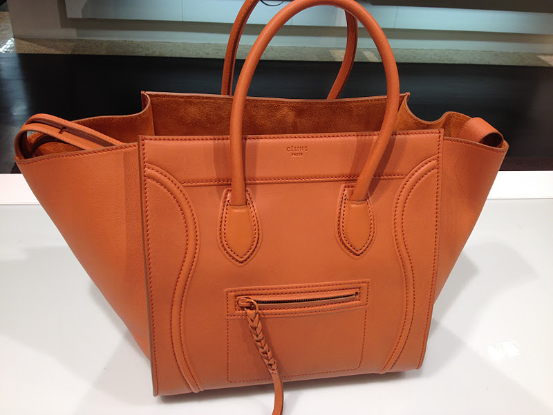 That S How I Will Always Refer To Celine Handbags Their Luggage Totes Are Increasingly Becoming Por And There No Stopping Them In Providing Roomy Yet