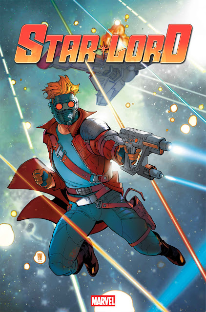 legendary star lord marvel comics